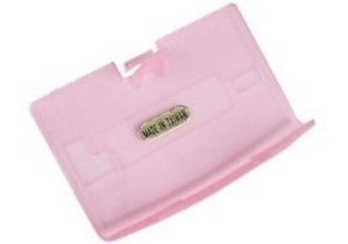 Batterijklepje Roze