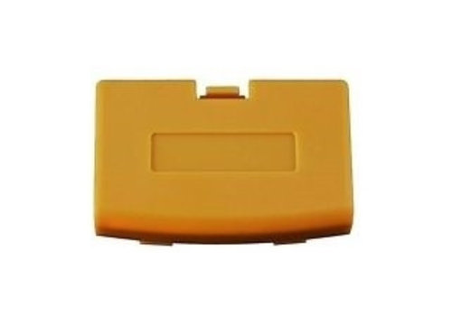 Batterijklepje Oranje