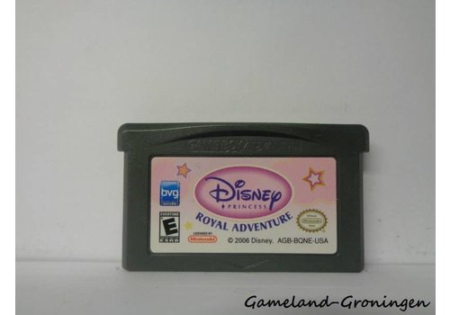 Disney Princess Royal Adventure (USA)