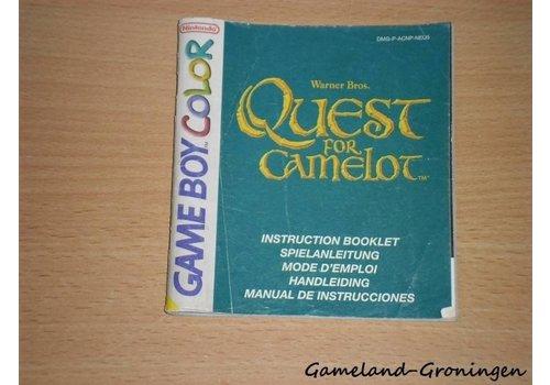 Quest for Camelot (Handleiding, NEU5)