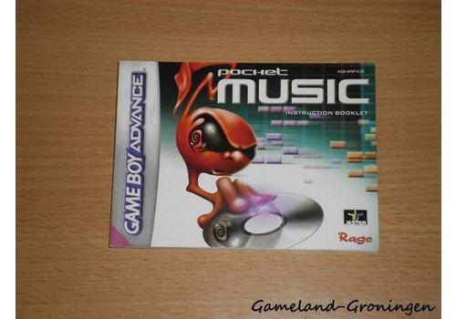 Pocket Music (Handleiding, EUR)