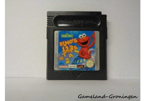 Sesame Street Elmo's 123's (EUR)