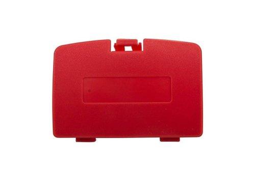 Batterijklepje Red