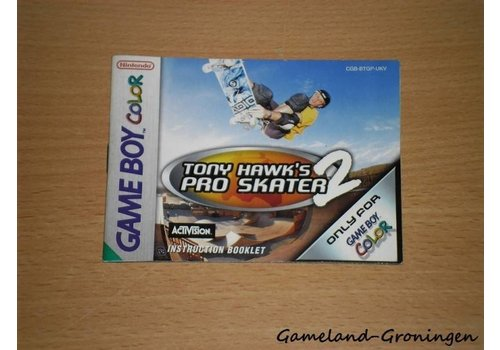 Tony Hawk Pro Skater 2 (Handleiding, UKV)