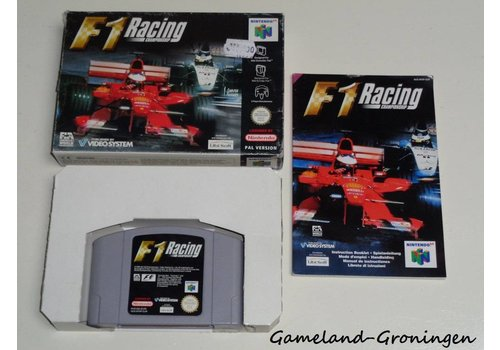F1 Racing Championship (Compleet, EUR)