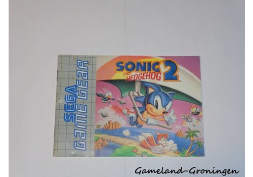 Sonic the Hedgehog 2 (Manual)