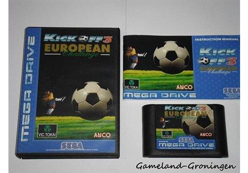 Kick Off 3 European Challenge (Compleet)