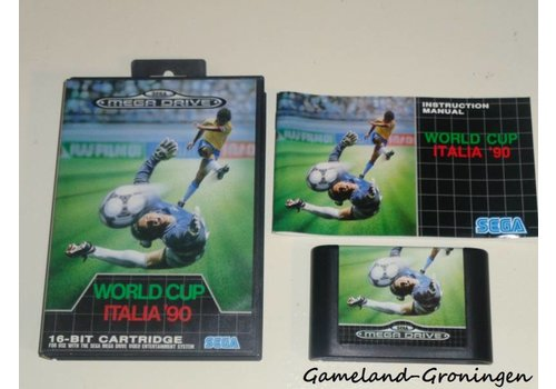 World Cup Italia 90 (Complete)