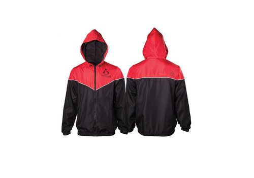Assassin's Creed - Windbreaker Jas Red/Black