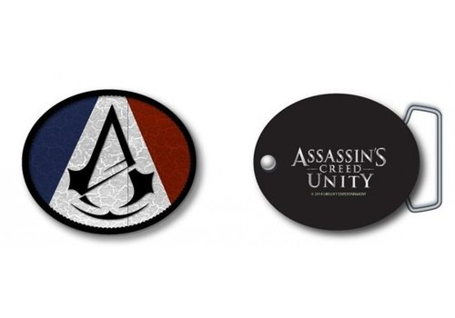 Assassin's Creed Unity - Oval Belt Buckle