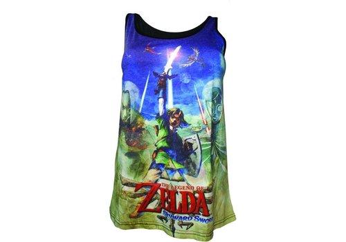 Zelda - Sublimation Ladies Tanktop