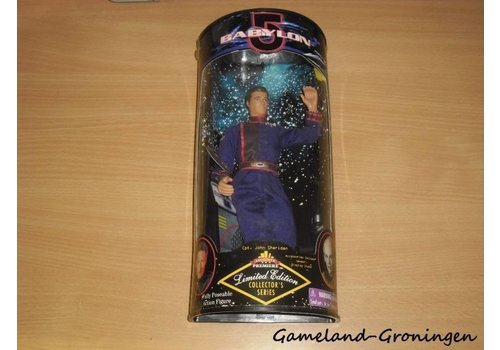 Babylon 5 - Cpt. John Sheridan Action Figure