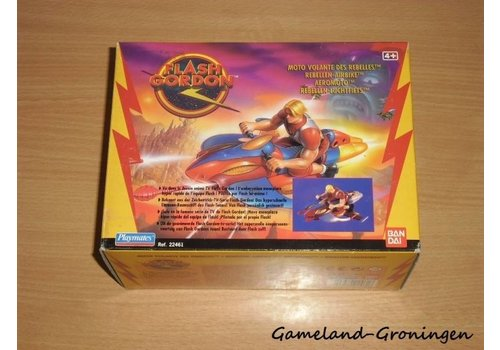 Flash Gordon - Rebellen Airbike Action Figure