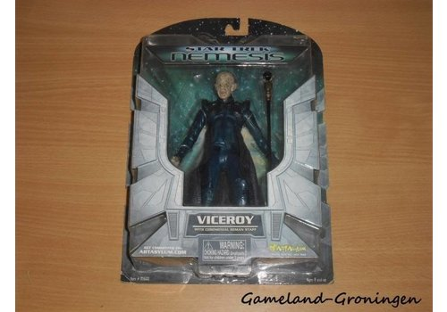 Star Trek Nemesis - Viceroy Action Figure