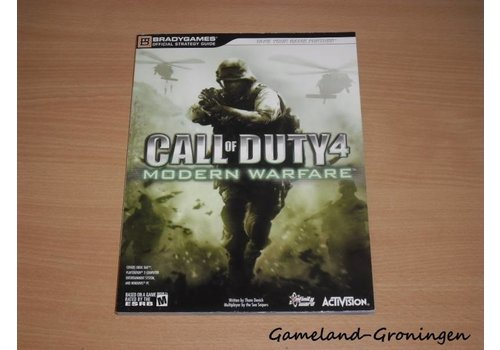 Call of Duty 4 Modern Warfare (Strategy Guide)