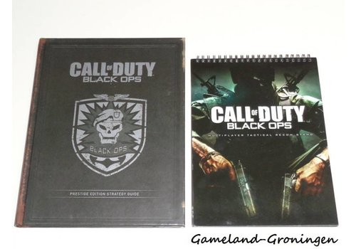 Call of Duty Black Ops Prestige Edition (Strategy Guide)