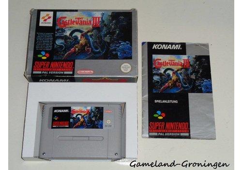 Super Castlevania IV (Complete, NOE)