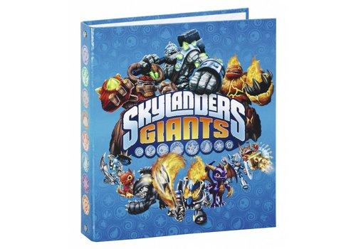 Skylanders Giants - Ring Binder A5