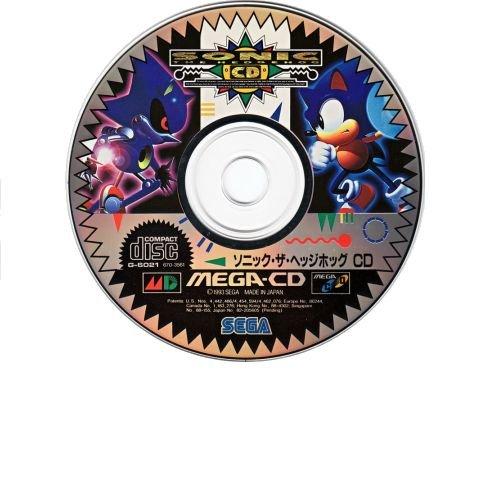 Sega Mega-CD