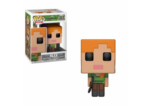 Minecraft POP! Vinyl Figure Alex 9 cm