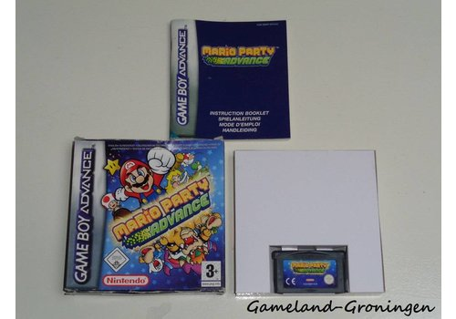 Mario Party Advance (Compleet, NEU6)