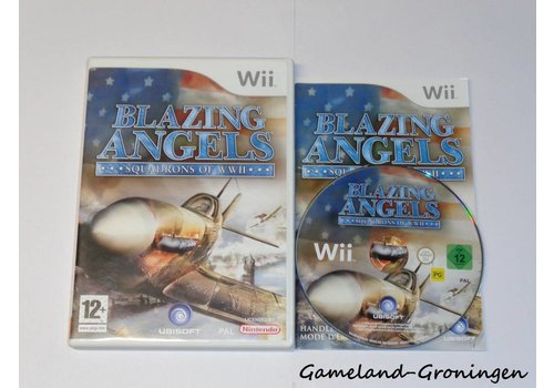 Blazing Angels Squadrons of WWII (Compleet)