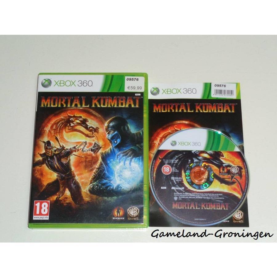 Mortal Kombat (Compleet)