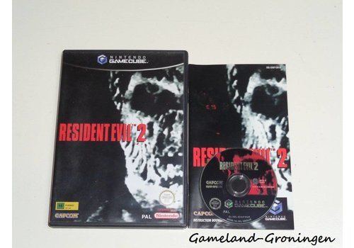 Resident Evil 2 (Compleet, EUR)
