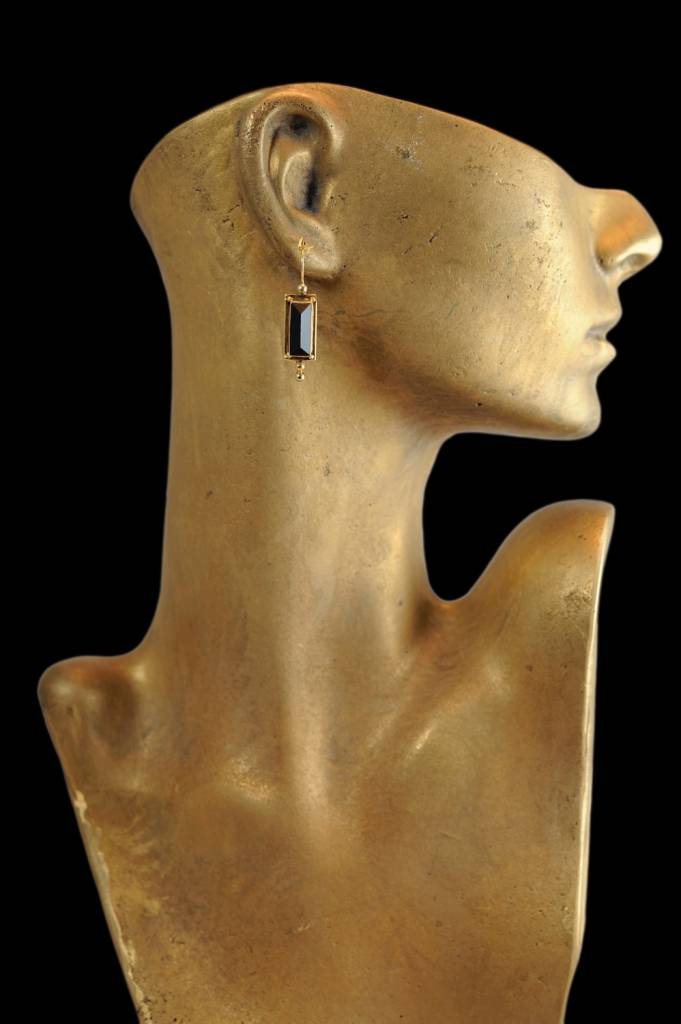 Ohrhänger Baguette