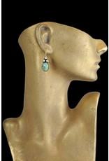 Ohrhänger mit Türkis