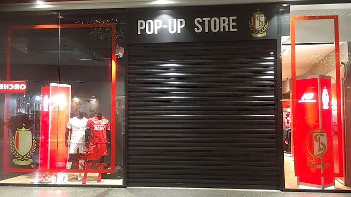 Pop-up Store Standard Luik