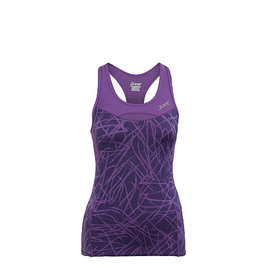 Zoot Zoot Womens Performance Racerback Tri top - Purple XS