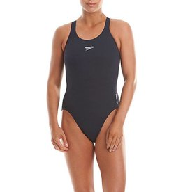 Speedo Speedo Womens Endurance+ Medalist Swimsuit