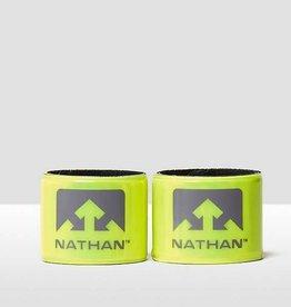 Nathan Nathan Reflex Hi Viz Bands Pair