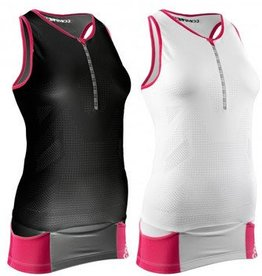 Compressport Compressport Womens Pro Racing TR3 Tank Tri Top