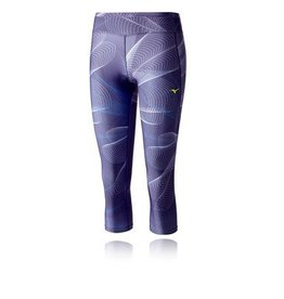 Mizuno Mizuno Womens Lotus 3/4 Tights