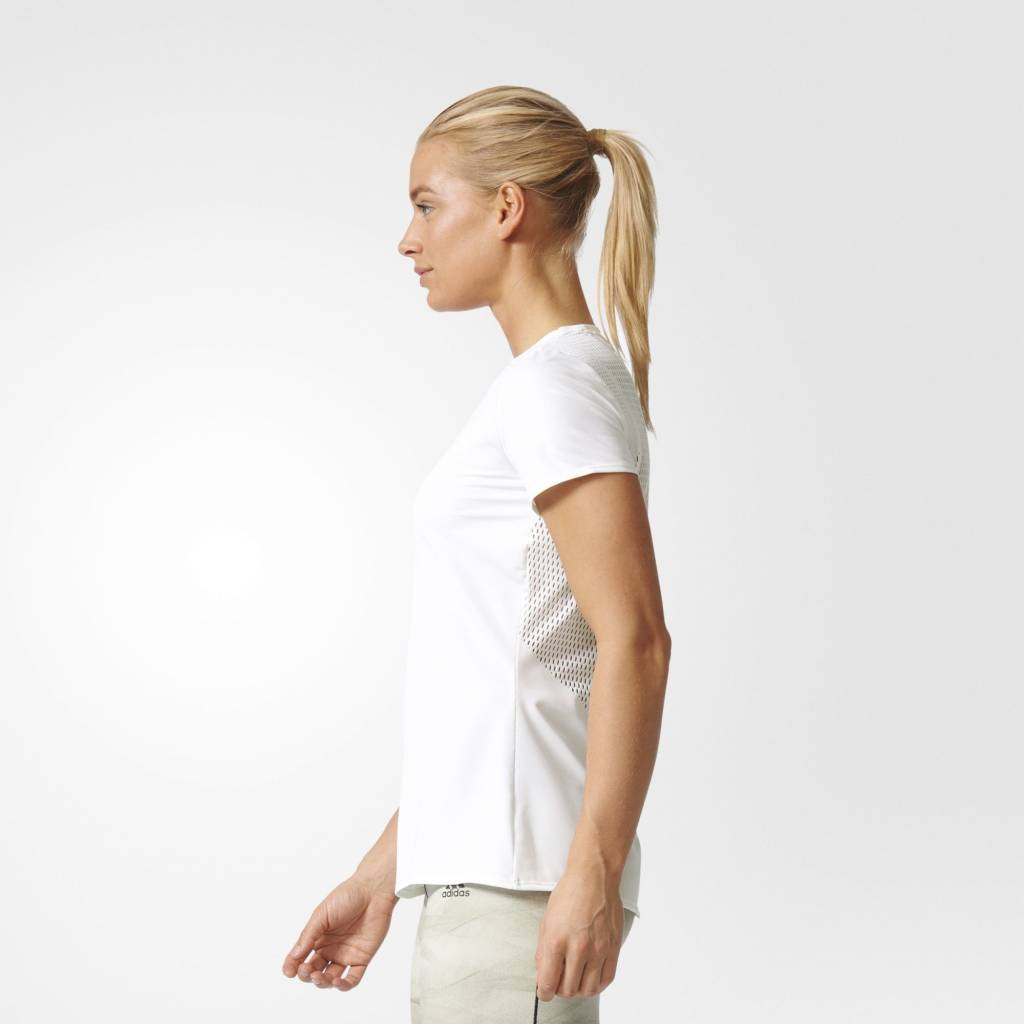 Adidas Adidas Womens Feminine Tee
