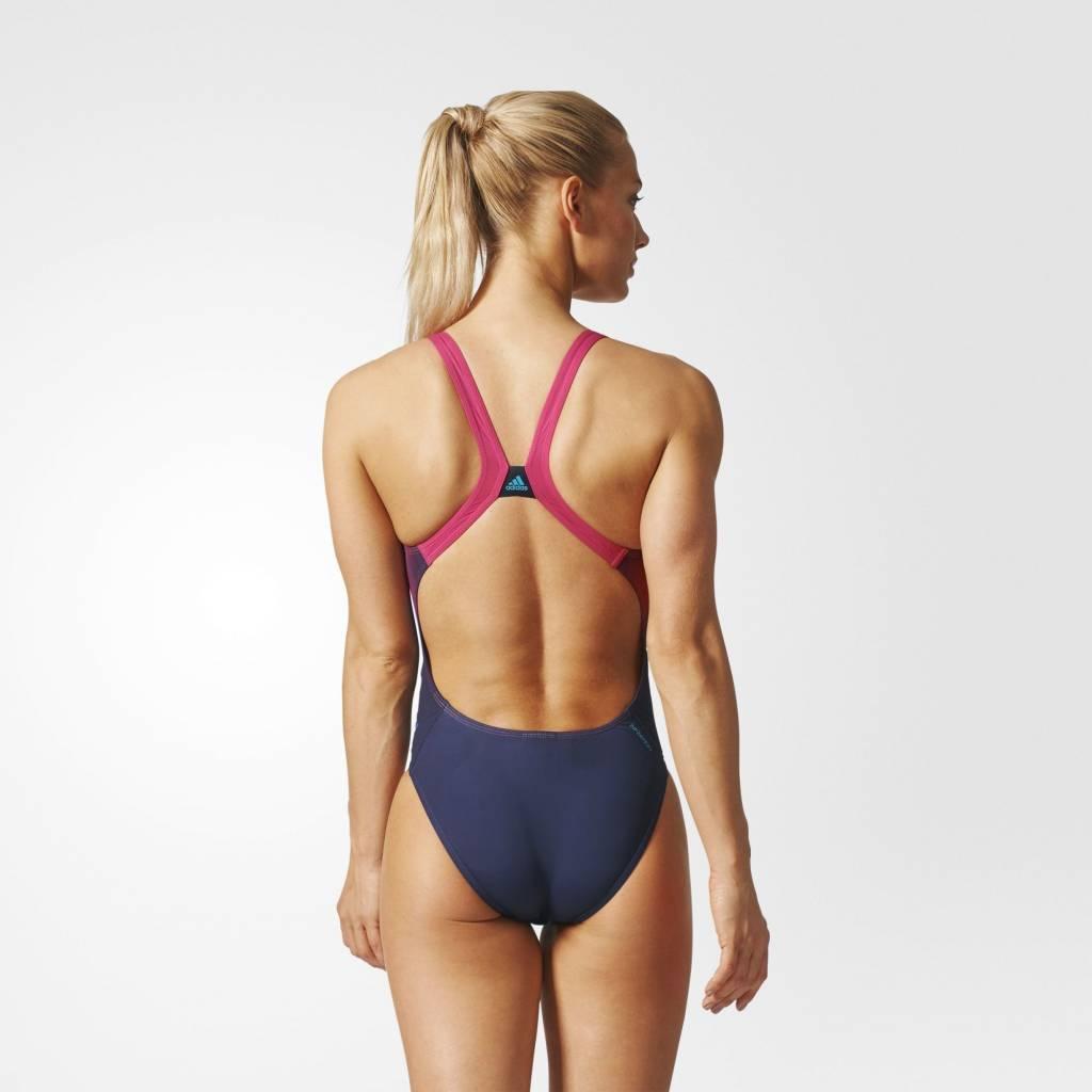 Adidas Adidas Womens Infinitex+ Parley Swimsuit