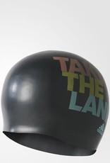 Adidas Adidas Slogan Swimcap