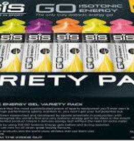 Science in Sport SIS Variety Pack of Isotonic Gels