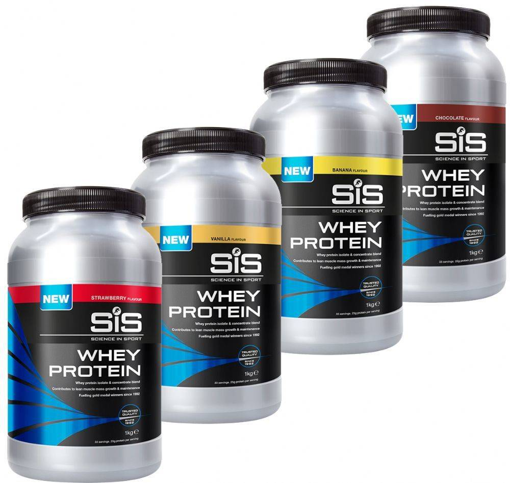 Science in Sport SiS Rego Whey Protein 1kg