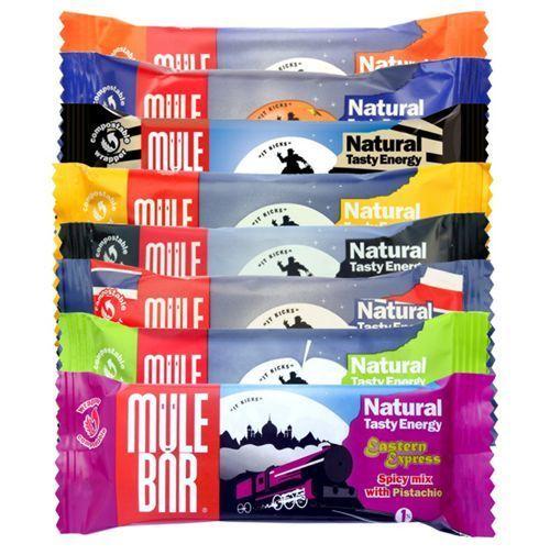 Mulebar MuleBar energy bar
