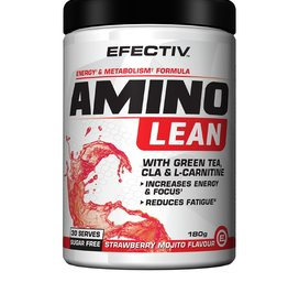 Efectiv Nutrition Effectiv Nutrition Amino Lean - Strawberry Mojito