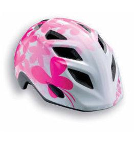 Met Met Elfo Pink Butterflies Helmet