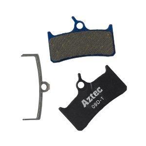 Shimano Aztec Organic Disc Brake Pads - Shimano XT, M755, Sram 9