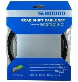 Shimano Shimano 105 5800/Tiagra 4700 Optislick Road Gear Cable Set