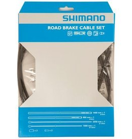 Shimano Shimano Road Brake Cable Set with PTFE - Black