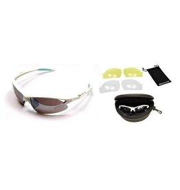 Bianchi Bianchi Aquila Sunglasses White