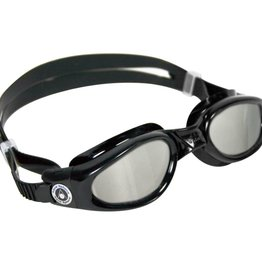 Aqua Sphere Aqua Sphere Kaiman Goggles - Black/Mirror