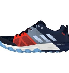 Adidas Adidas Mens Kanadia 8.1 Trail (Collegiate Navy/White/Ash Blue)
